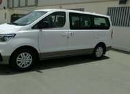 HYUNDAI H1 WITH SUNROOF (WHITE) 2020