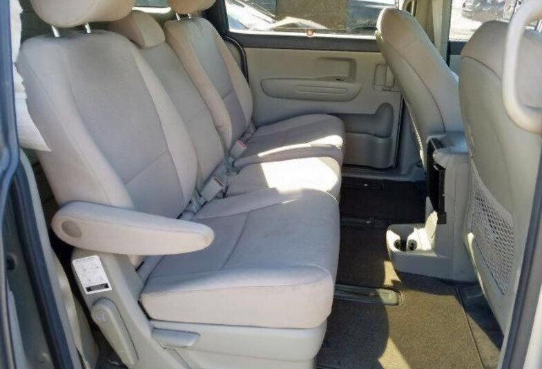 KIA 8 SEAT 2016 (WITHOUT REPAIR/REPAIR POSSIBLE)
