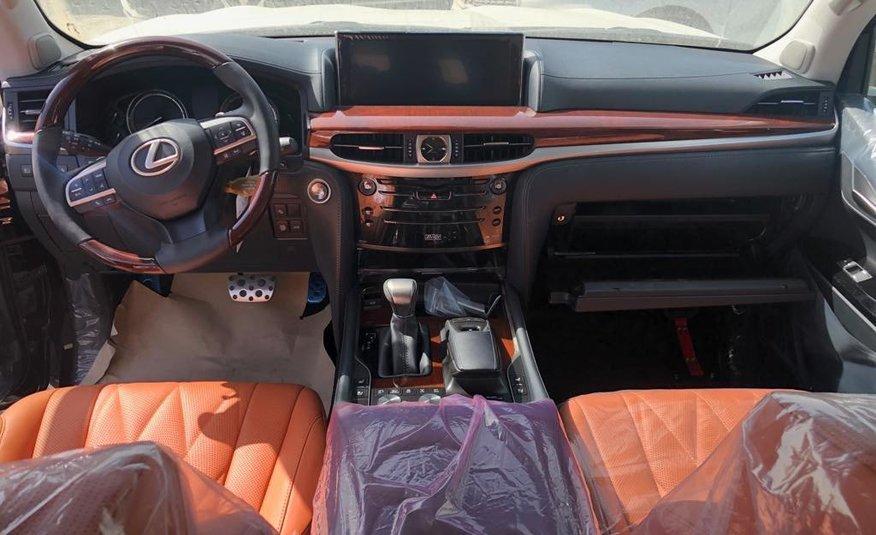 Lexus Lx570 Kuro Black Edition 2019 Deals4wheels