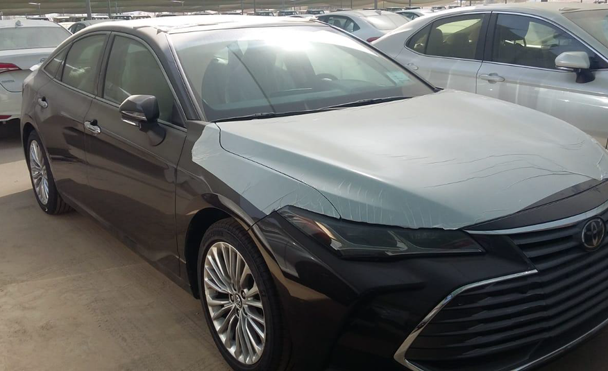 Toyota Avalon LTD V (Black) 2019