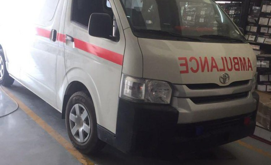 TOYOTA AMBULANCE