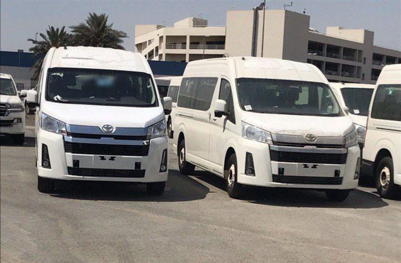 TOYOTA HIANCE PTR/DSL AUTO/MANUAL 2019