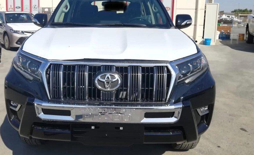 Land Cruiser Prado Full Option Diesel 2019 Deals4wheels